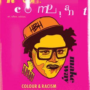 colour & racism tokens & shame